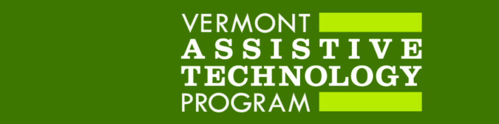 Vermont Assistive Technology Program Logo