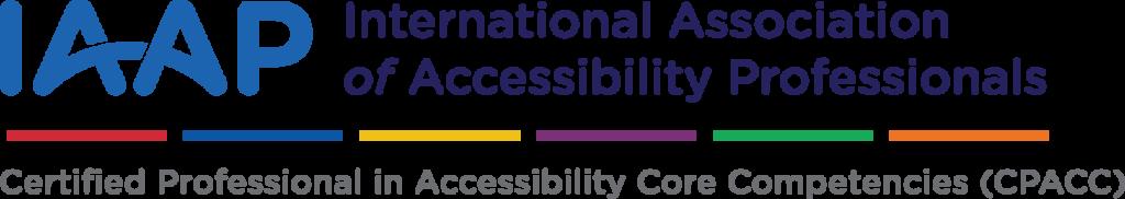 IAAP CPACC Logo