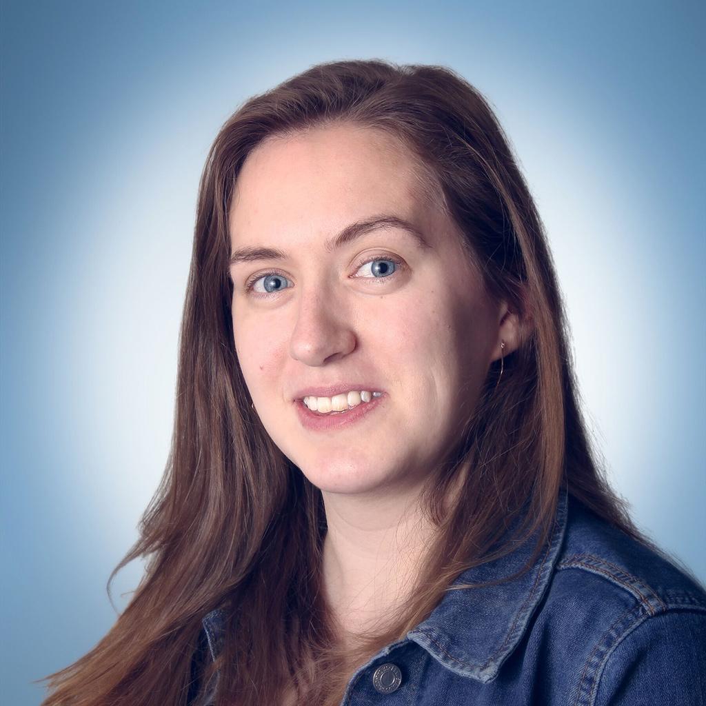 Lauren Reinhart's Headshot