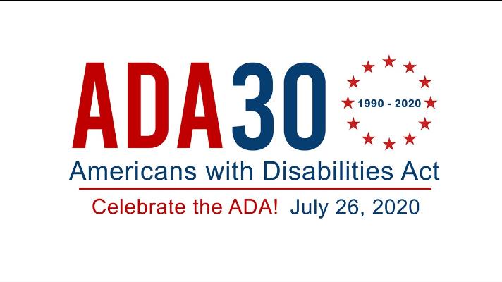 ADA 30th Anniversary Celebration Banner