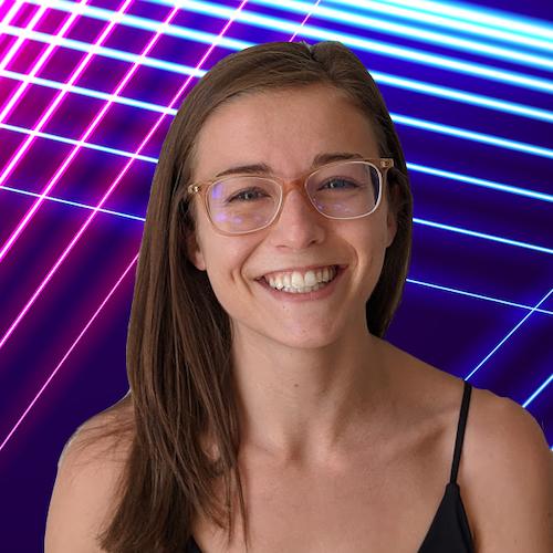 Alaina Birney smiling
