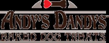Andy's Dandys Baked Dog Treats Logo