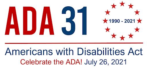 ADA 31st Anniversary Celebration Banner