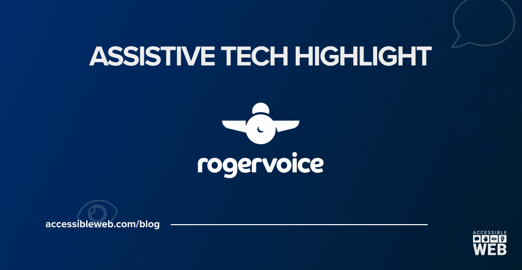 RogerVoice logo